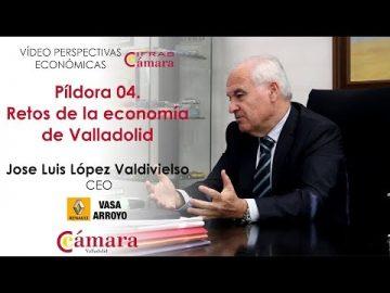 Píldora 04. Retos de la economía de Valladolid.