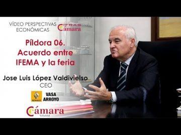 Píldora 06. Acuerdo entre IFEMA y la Feria