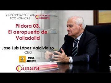 Píldora 03. El aeropuerto de Valladolid.