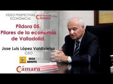 Píldora 05. Pilares de la economía de Valladolid.