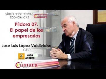 Píldora 07. El papel de los empresarios.