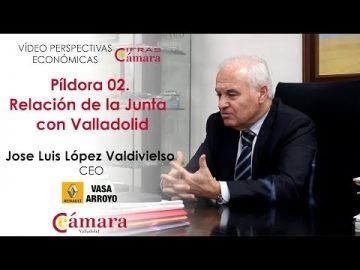 Píldora 02. Relación de la Junta con Valladolid.
