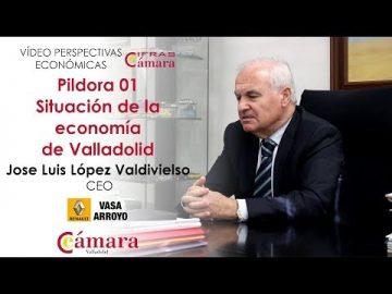 Píldora 01. Situación de la economía de Valladolid.
